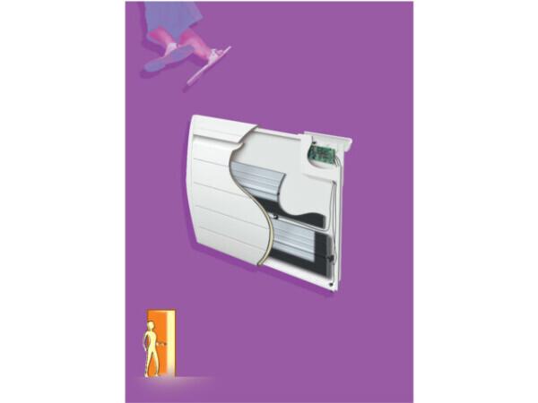 Nirvana elektrische radiator