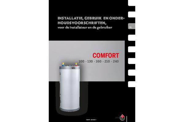 Handleiding Comfort 100-240