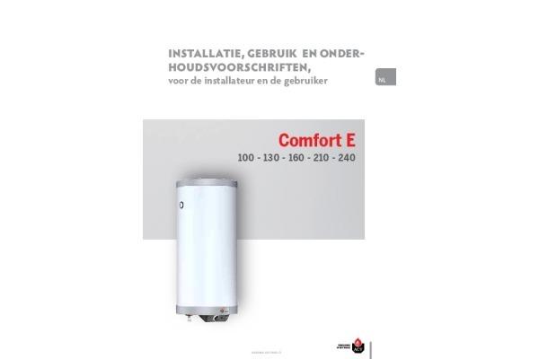 Handleiding Comfort E 100-240