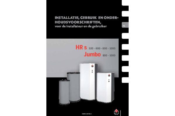 Handleiding HRs & Jumbo