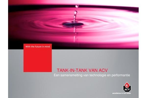 Presentatie Tank in Tank systeem ACV