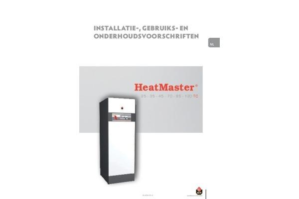 Handleiding HeatMaster HR