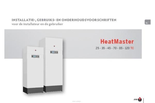 Handleiding HeatMaster TC v15