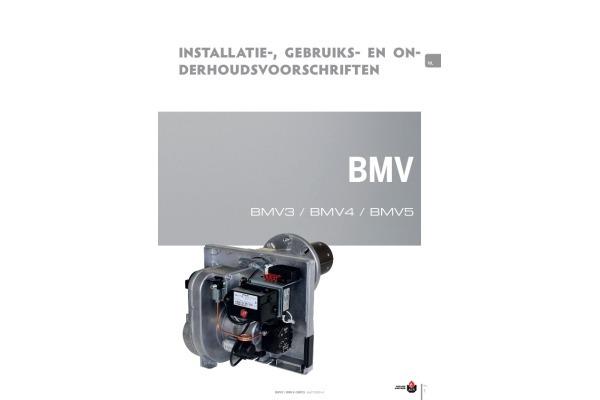 Handleiding Brander BMV 3-4-5 voor N eco
