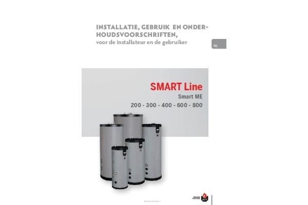 Handleiding Smart ME 200-800