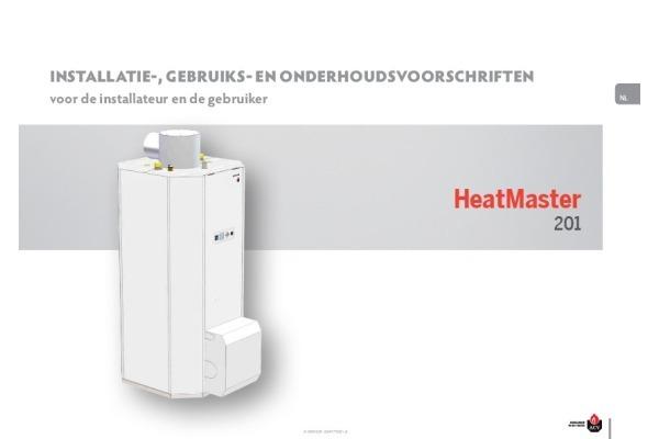 Handleiding HeatMaster 201 (V17)