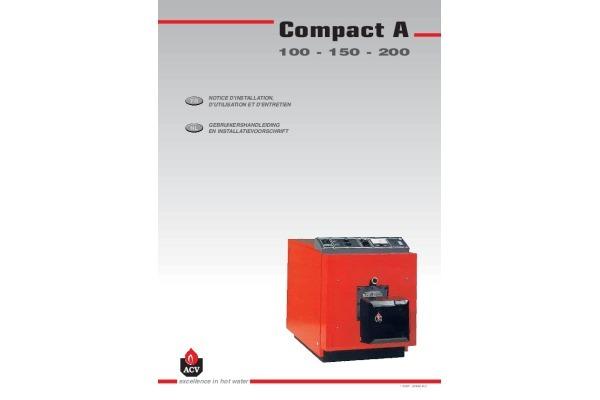 Handleiding Compact A 100-200