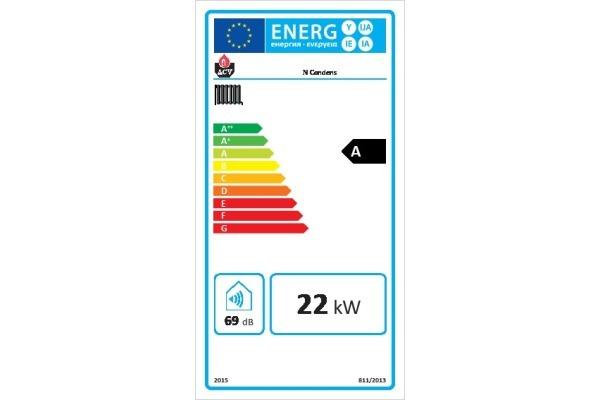 N Condens Energielabel
