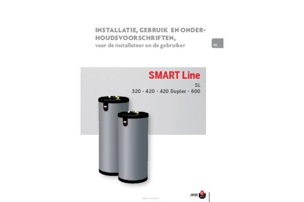 Handleiding Smart 320-600