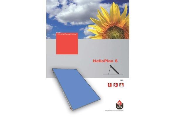 Montage instructie Helioplan S