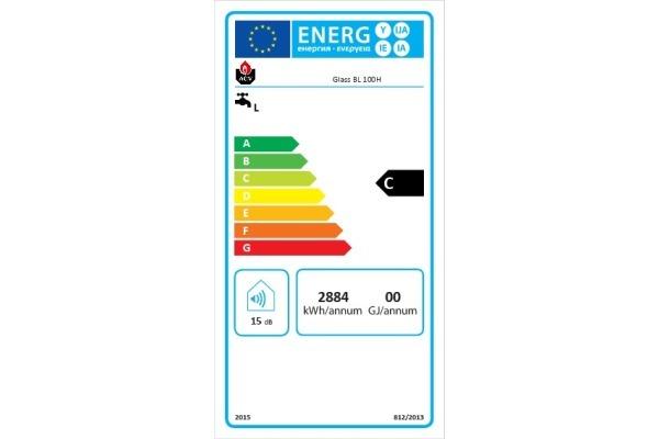 BL 100H Energielabel