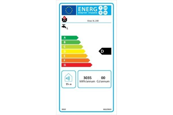 BL 200 Energielabel
