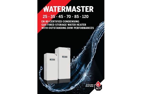 Brochure WaterMaster Engels