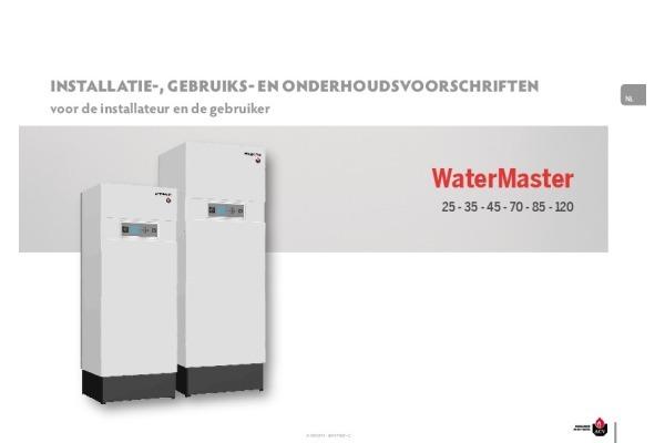 Handleiding WaterMaster