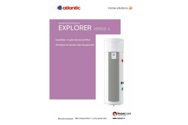 Handleiding Explorer V4